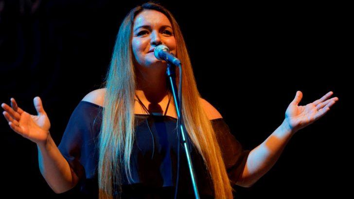 Nilüfer Caz Tatili'nde Jülide Özçelik'ten unutulmaz konser