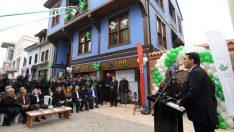 Tarihi mirasa Osmangazi Belediyesi imzası