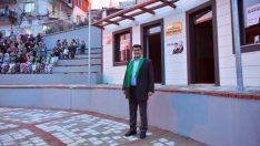 Osmangazi'de bir mahalle daha meydanına kavuştu