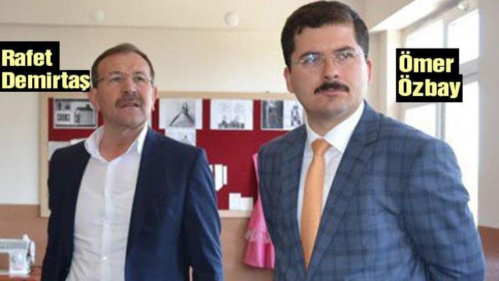 AKP'li başkanla tartışan kaymakama sürgün gibi tayin!