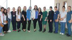 Doruk Sağlık Grubu hemşirelerini unutmadı