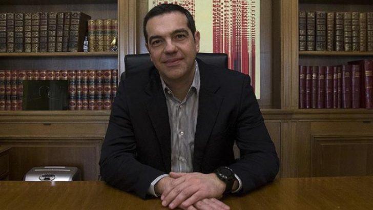 Yunanistan Başbakanı Çipras, istifa etti