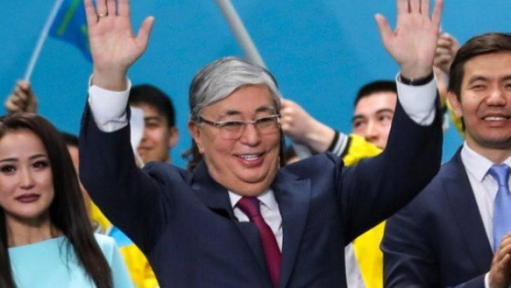 Kazakistan seçim sonuçları belli oldu