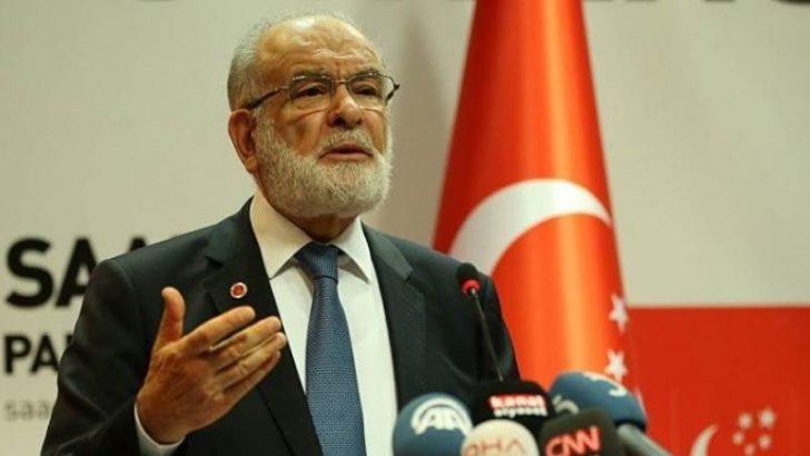 Karamollaoğlu'ndan AK Parti'ye: Bu hakikaten haysiyetsizlik…