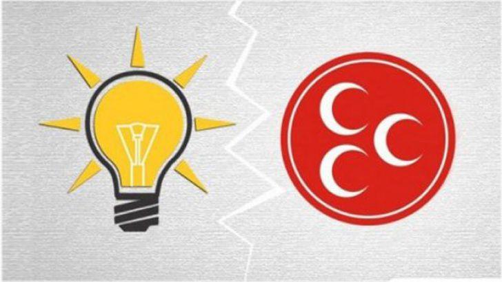 Cumhur İttifakı'nda kriz: Dört AKP'li istifa etti!