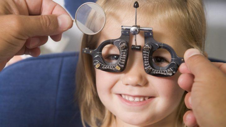 Anne babalar dikkat! İşte çocuklarda en sık rastlanan 5 göz hastalığı!