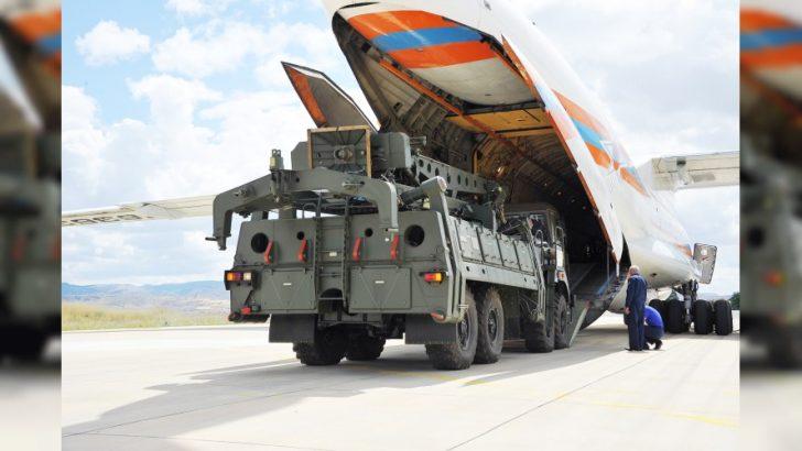 Rusya: S-400'ler ilkbaharda kullanıma hazır olacak