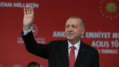 Erdoğan'dan çarpıcı açıklama: Sakalımızı kestiler ama daha gür bitti!