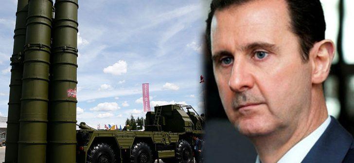 Suriye'den ilk S-400 açıklaması…