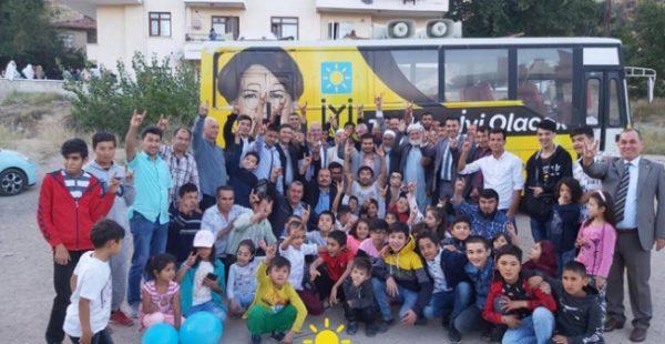 İYİ Parti'ye yeni katılımlar sürüyor