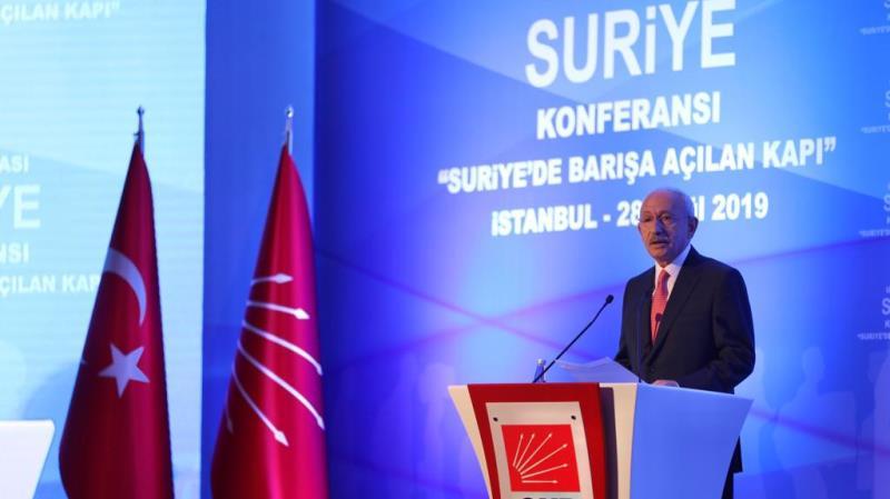 Kılıçdaroğlu: Tek adam rejimi Türkiye'yi uçurumun kenarına getirdi