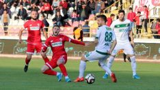 Boluspor: 1 – Bursaspor: 1