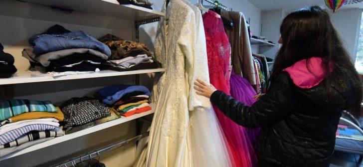 Osmangazi'de Sevgi Mağazası umut oluyor