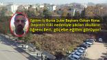 Özkan Rona, Bursa'daki derslik sıkıntısına dikkat çekti