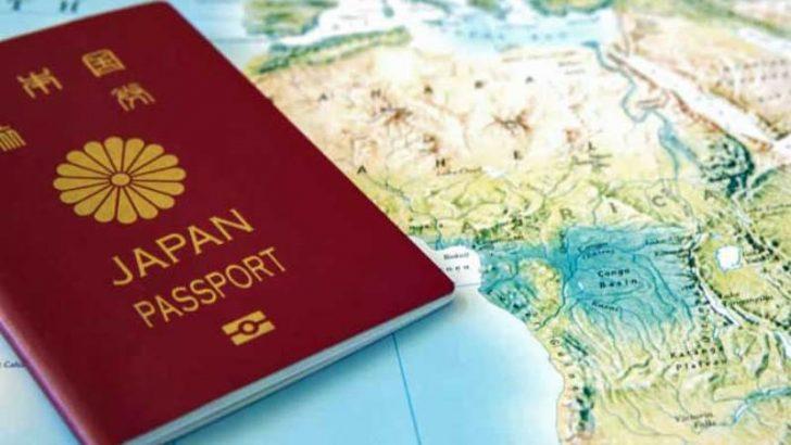 İşte dünyanın en güçlü pasaportuna sahip ülkeleri…