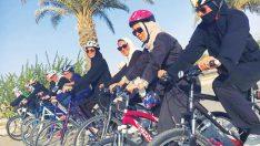 Suudi Arabistan'da bisiklet, en hızlı büyüyen spor…