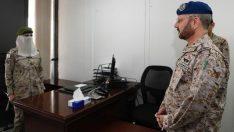 Suudi Arabistan ordusunun ilk kadın bölüğü göreve başladı