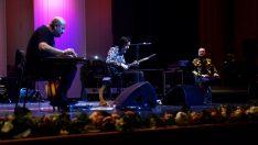 Taksim Trio'dan, Bursa'da coşkulu konser