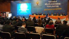 AK Parti Bursa, 2019 yılını değerlendirdi
