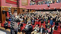 'Bonus Hoca'dan Bursa'daki üniversite adaylarına tüyolar