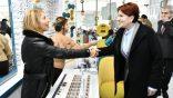 Meral Akşener, Antalya'da vatandaşlarla buluştu