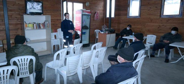 Bursa Büyükşehir'den evsizlere virüse karşı koruma kalkanı