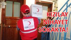 Kızılay'dan bağış kampanyası